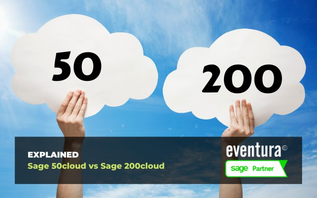 Explained – Sage 50 Cloud vs Sage 200 Cloud