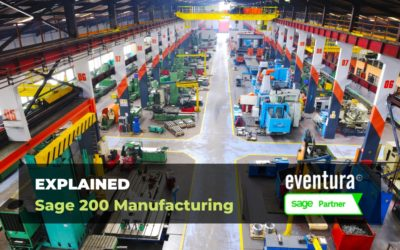 Sage 200 Manufacturing Explained