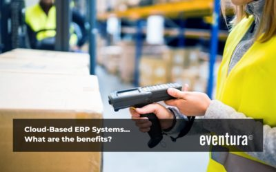 Why Choose a Cloud-based ERP System?
