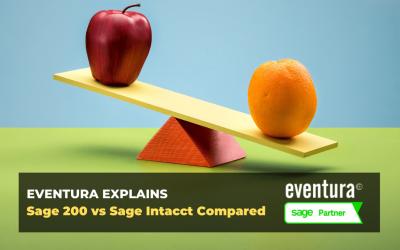 Sage 200 vs Sage Intacct – Key Differences